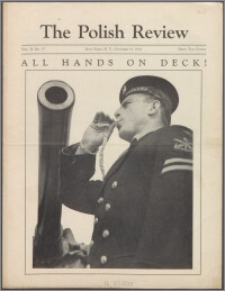 Polish Review / The Polish Information Center 1942, Vol. 2 no. 37