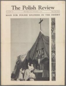 Polish Review / The Polish Information Center 1942, Vol. 2 no. 39