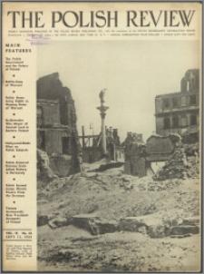 Polish Review / The Polish Information Center 1944, Vol. 4 no. 34
