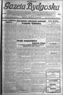 Gazeta Bydgoska 1923.10.28 R.2 nr 248