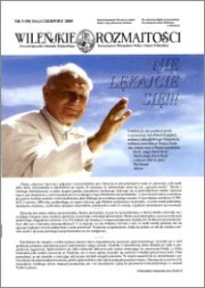 Wileńskie Rozmaitości 2005 nr 3 (90) maj-czerwiec