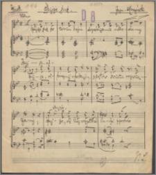 Śpijże już : duet [na sopran i tenor z akompaniamentem organów lub fortepianu