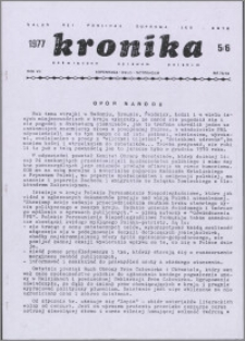 Kronika Poświęcona Sprawom Polskim 1977, R. 7 nr 5/6 (75/76)
