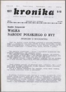 Kronika Poświęcona Sprawom Polskim 1977, R. 7 nr 9/10 (79/80)