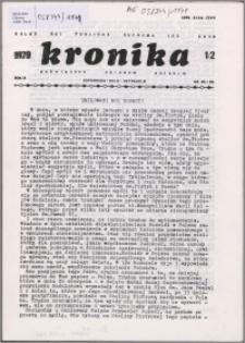 Kronika Poświęcona Sprawom Polskim 1979, R. 9 nr 1/2 (95/96)
