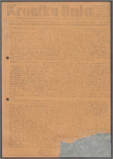 "Kronika Dnia / Polski Obóz ""Dössel"" 1945, R. 1 nr 206"