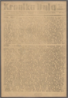 "Kronika Dnia / Polski Obóz ""Dössel"" 1945, R. 1 nr 208"