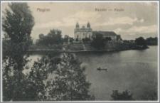 Mogilno Klasztor - Kloster