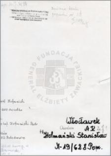 Hofmański Stanisław