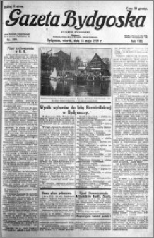 Gazeta Bydgoska 1929.05.14 R.8 nr 110