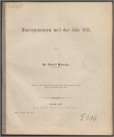 Hinterpommern und das Jahr 1811