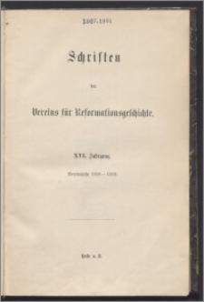 Johann Knipstro, der erste Generalsuperintendent von Pommern-Wolgast : sein Leben und Wirken, aus Anlasß sseines 400jährigen Geburtstages dargestellt