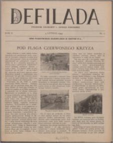 Defilada : tygodnik żołnierzy 1. Dywizji Pancernej 1945, R. 2 nr 7