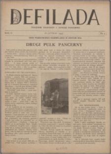 Defilada : tygodnik żołnierzy 1. Dywizji Pancernej 1945, R. 2 nr 9