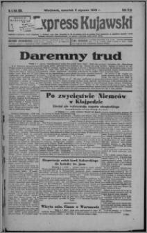 Express Kujawski 1939.01.05, R. 17, nr 4