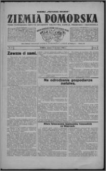 Ziemia Pomorska : pismo poświęcone obronie interesów rolnictwa, handlu, przemysłu i rękodzieła 1926.01.09, R. 2, nr 4
