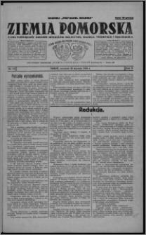 Ziemia Pomorska : pismo poświęcone obronie interesów rolnictwa, handlu, przemysłu i rękodzieła 1926.01.28, R. 2, nr 12