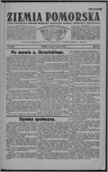 Ziemia Pomorska : pismo poświęcone obronie interesów rolnictwa, handlu, przemysłu i rękodzieła 1926.03.02, R. 2, nr 26