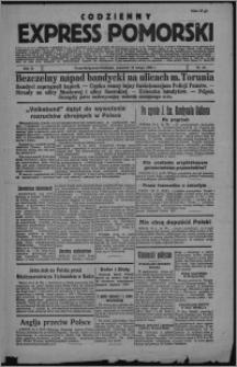 Codzienny Express Pomorski 1926.02.18, R. 2, nr 45 + dodatek