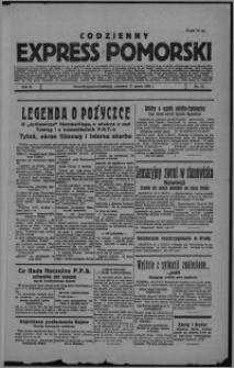 Codzienny Express Pomorski 1926.03.17 [i.e. 1926.03.18], R. 2, nr 73
