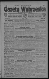 Gazeta Wąbrzeska : organ katolicko-narodowy 1930.10.11, R. 2, nr 119
