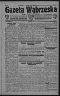 Gazeta Wąbrzeska : organ katolicko-narodowy 1931.01.13, R. 3, nr 6
