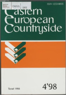 Eastern European Countryside, z. 4, 1998