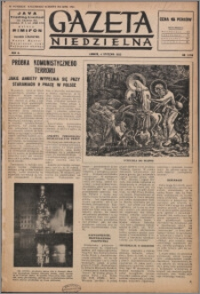 Gazeta Niedzielna 1953.01.04, R. 6 nr 1 (193)