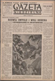 Gazeta Niedzielna 1953.01.25, R. 6 nr 4 (196)