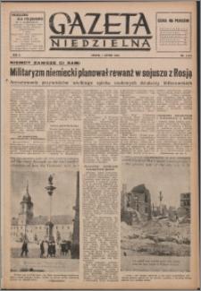 Gazeta Niedzielna 1953.02.01, R. 6 nr 5 (197)