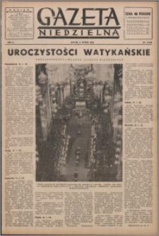 Gazeta Niedzielna 1953.02.08, R. 6 nr 6 (198)