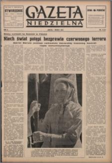 Gazeta Niedzielna 1953.03.01, R. 6 nr 9 (201)