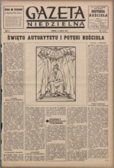 Gazeta Niedzielna 1953.05.24, R. 6 nr 21 (212)