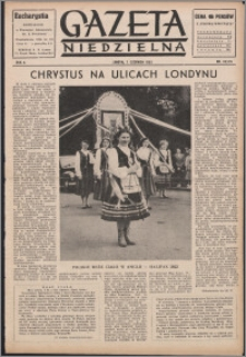 Gazeta Niedzielna 1953.06.07, R. 6 nr 23 (215)