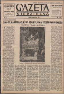 Gazeta Niedzielna 1953.09.13, R. 6 nr 37 (229)