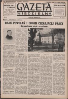 Gazeta Niedzielna 1953.09.27, R. 6 nr 39 (231)