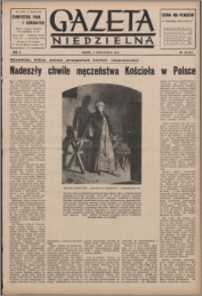 Gazeta Niedzielna 1953.10.04, R. 6 nr 40 (232)