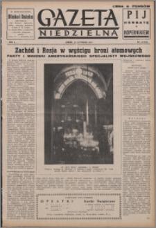 Gazeta Niedzielna 1953.11.22, R. 6 nr 47 (239)