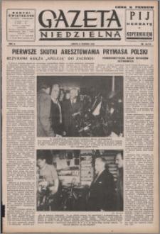 Gazeta Niedzielna 1953.12.06, R. 6 nr 49 (241)