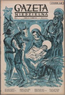 Gazeta Niedzielna 1953.12.20-1953.12.27, R. 6 nr 51-52 (243-244)