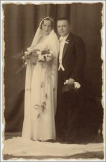 Ślub Wandy z Kazimierzem