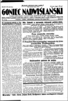 Goniec Nadwiślański 1927.02.20, R. 3 nr 41