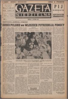 Gazeta Niedzielna 1954.01.17, R. 7 nr 3 (247)