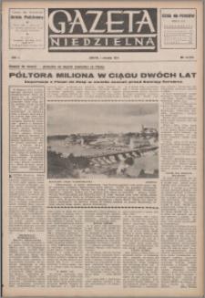 Gazeta Niedzielna 1954.08.01, R. 6 nr 31 (275)