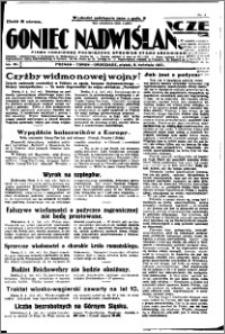 Goniec Nadwiślański 1927.04.08, R. 3 nr 81
