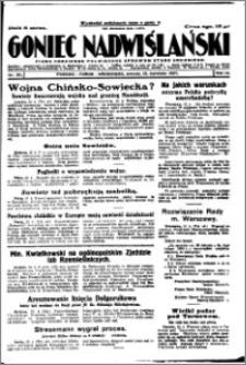 Goniec Nadwiślański 1927.04.12, R. 3 nr 84
