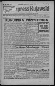 Express Kujawski 1938.02.15, R. 16, nr 36