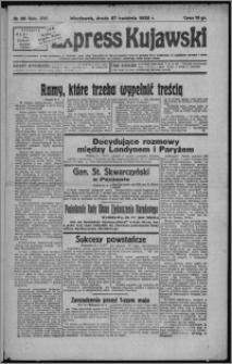 Express Kujawski 1938.04.27, R. 16, nr 96