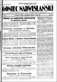 Goniec Nadwiślański 1927.05.07, R. 3 nr 104