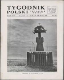 Tygodnik Polski = The Polish Weekly / Koło Pisarzy z Polski 1944, R. 2 nr 21 (73)